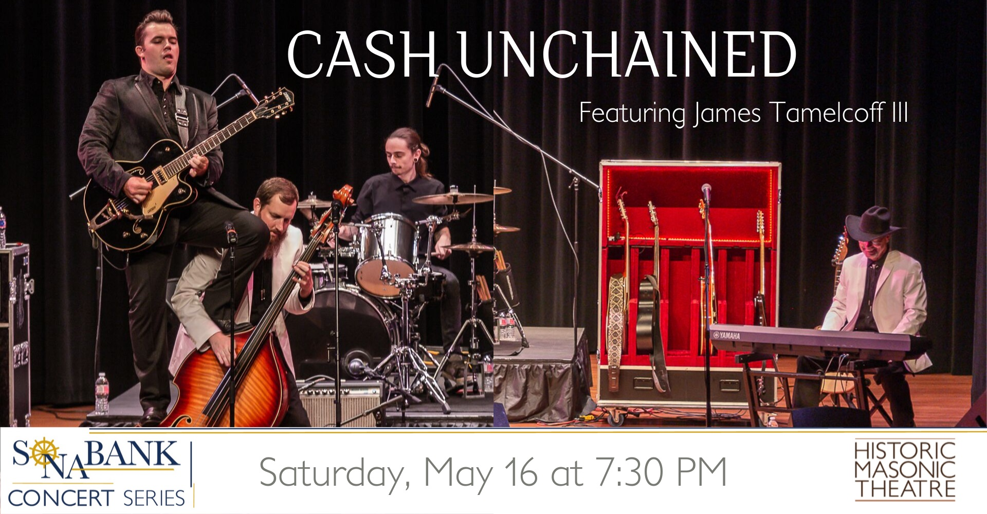 Cash Unchained 2020 May 16