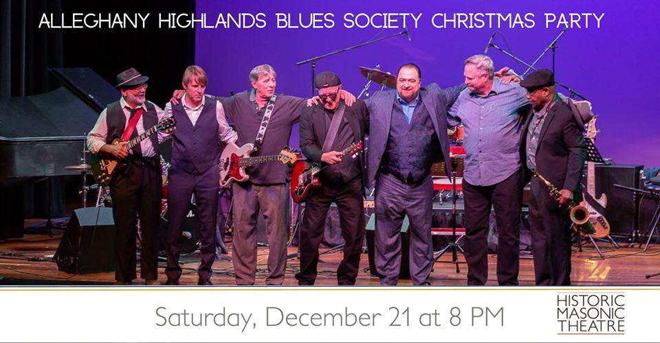 Blues Society Xmas Party